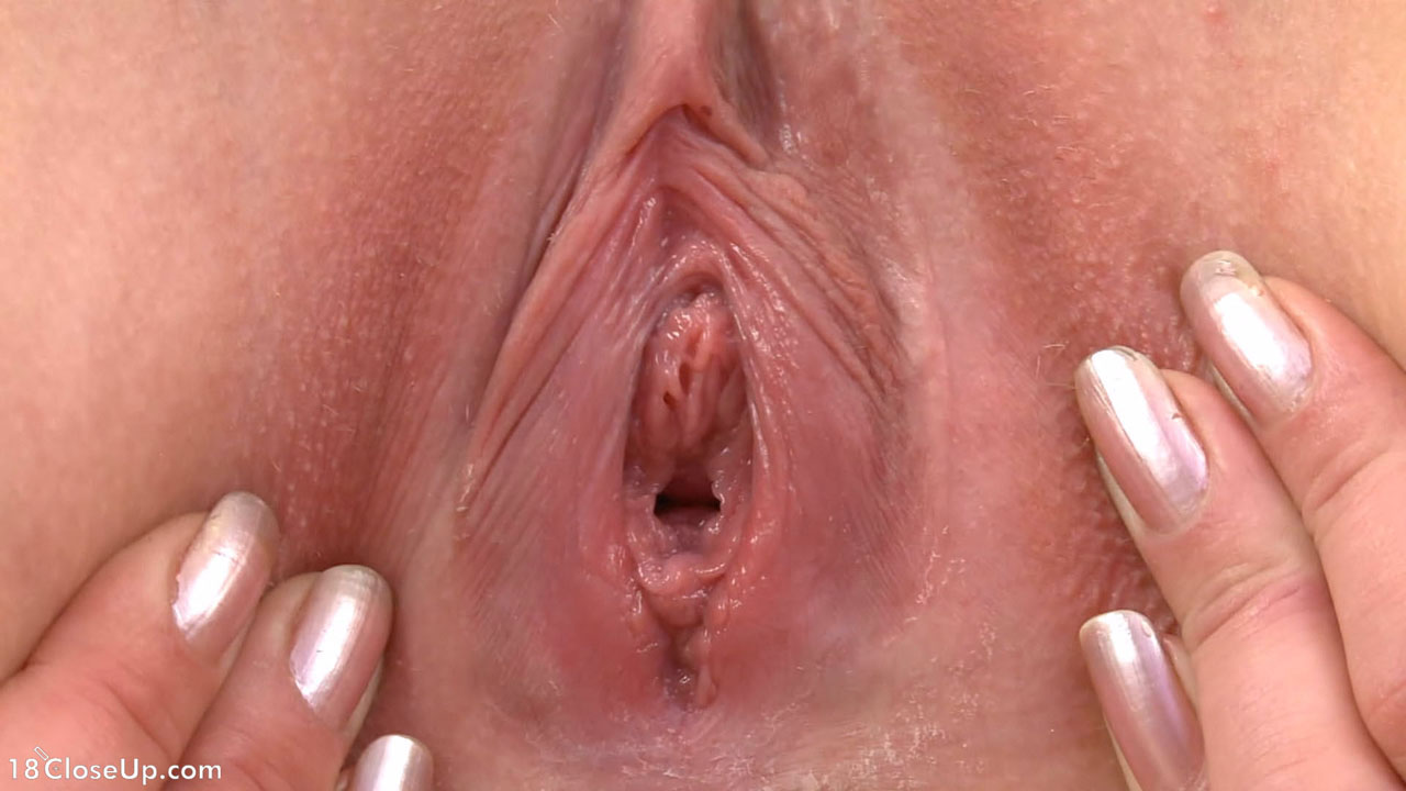 from Peyton video hot hymen vulva
