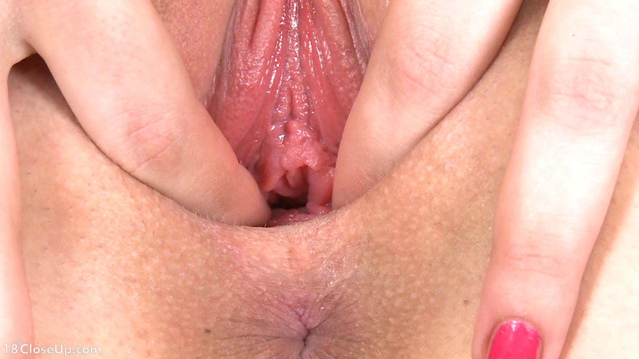 black pussy close up squirt