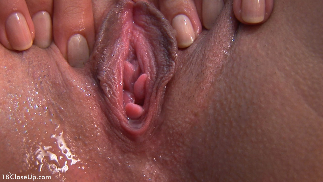 Woman orgasm clitoris