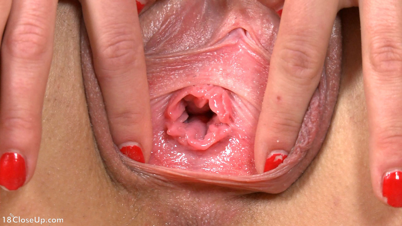vulva of pubescent